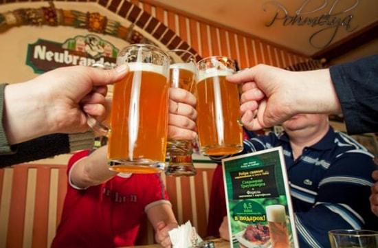 Как правильно похмеляться пивом