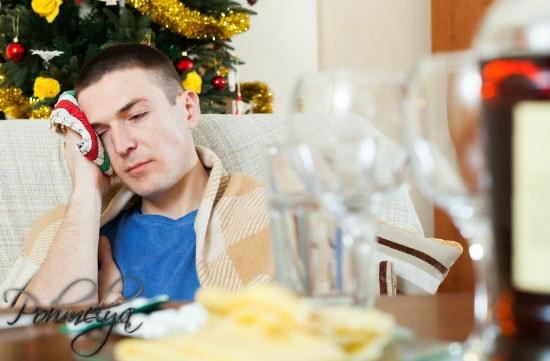 Что сделать чтобы утром не болеть от похмелья