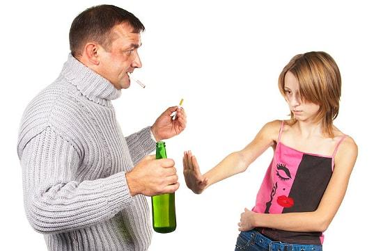 Как сделать так чтобы человек бросил пить 451