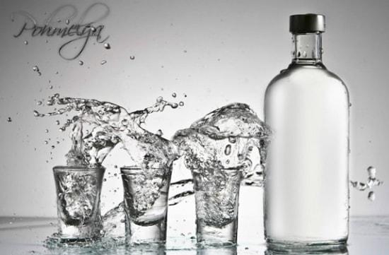 Можно ли пить водку при температуре