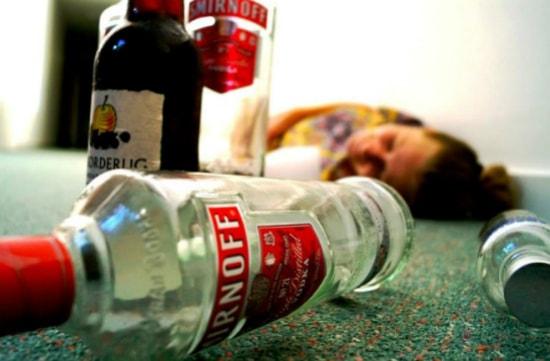 Как лечить алкогольное отравление