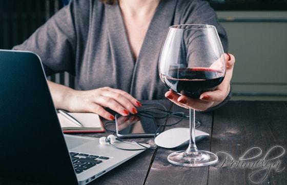 Синдром алкогольной зависимости степени