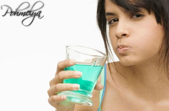 Как пить чтобы не было перегара