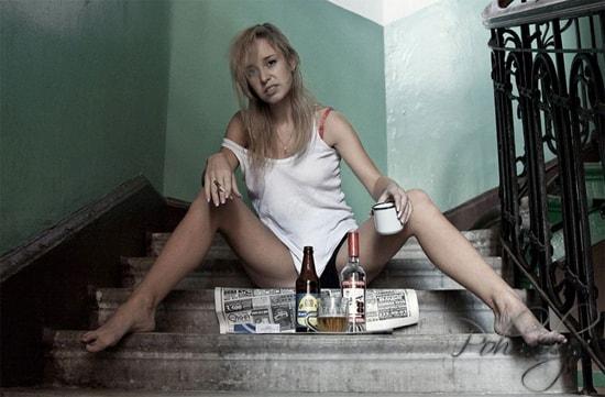 признаки алкогольной зависимости у женщин