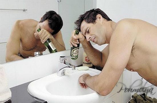 Как выйти на работу после запоя