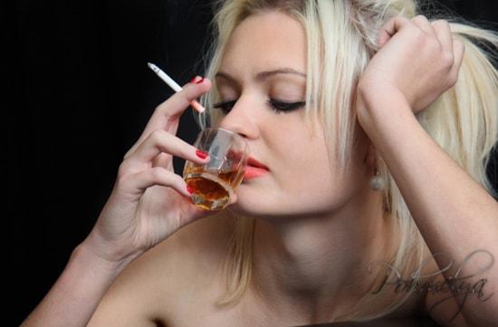 второй признак алкоголизма у женщин