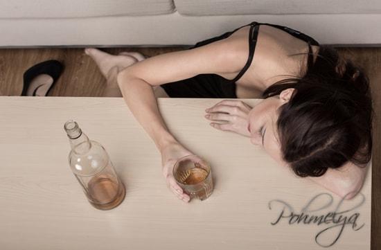стадии алкогольной болезни