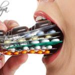 Алкоголь противопоказано принимать лишь с некоторыми группами антибиотиков