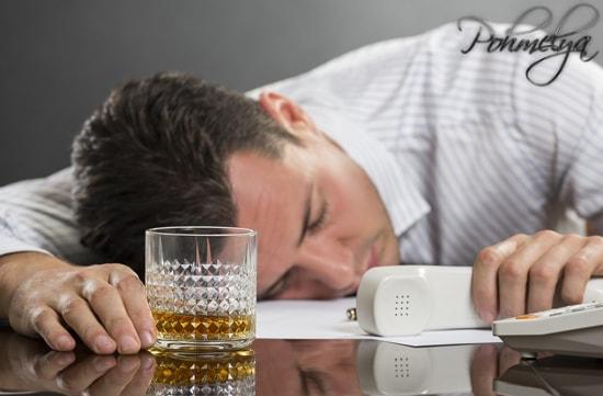 вред спиртного на организм человека