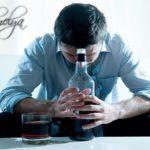 выход с длительного употребления алкоголя за день