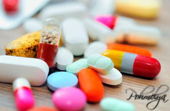 таблетки и лекарства