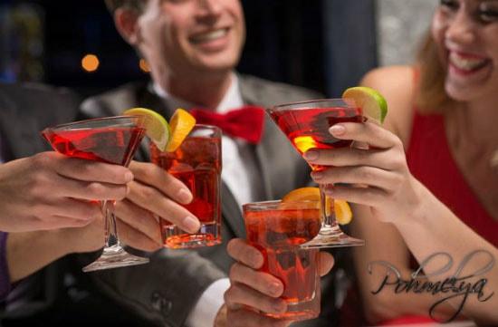что делать до употребления алкоголя