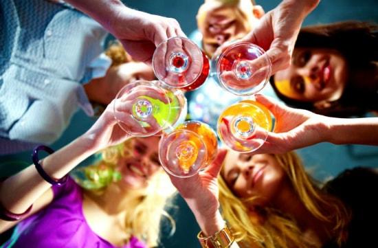 влияние спиртного на поведение