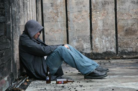 Зарождение проблемы алкоголизма