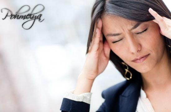 что делать при болях в голове после алкогольных напитков