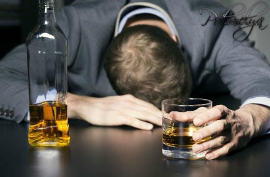 заболевание алкогольной зависимости
