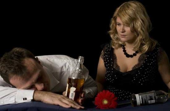 женские ошибки с алкоголиком