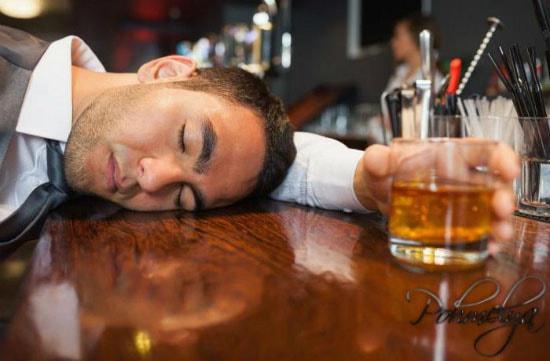 Чем грозит алкоголь