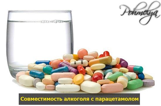 alkogol i paracetamol pohmelya v841 min