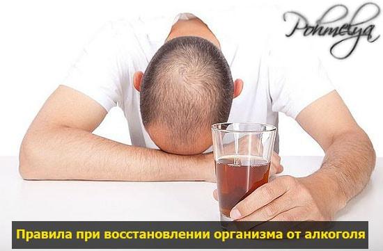 vosstanovlenie posle alkogolya pohmelya v394 min