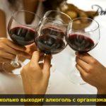 za skolko vuvoditsa alkogol pohmelya v461 min