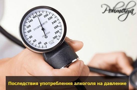 alkogol i posledstvia dla davlenia pohmelya v2133 min