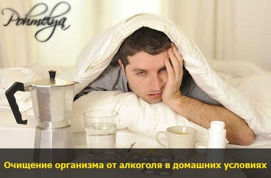 ochishenie organizma ot alkogolya doma pohmelya v2093 min