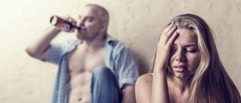 Созависимые люди при алкоголизме