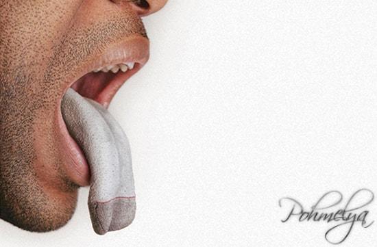 Средство от запаха алкоголя изо рта
