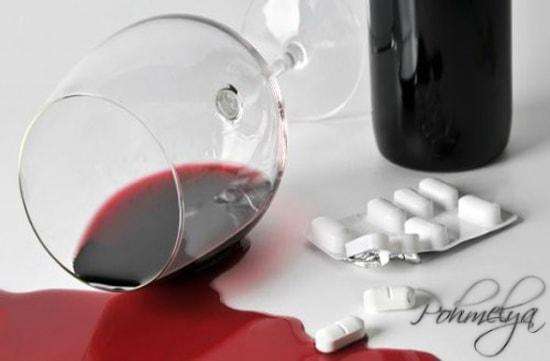 aspirin i alkogol