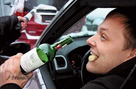 Пьянство за рулем – это проблема любой страны