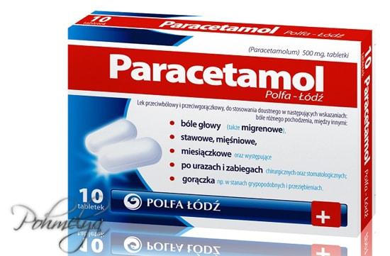 Tak mogno li ispolzovat paracetamol s pohmelya