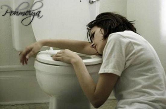 лечение тошноты после спиртного