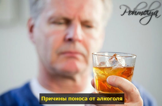 pricinu diarei ot alkogolya pohmelya n372 min