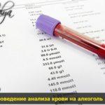 analiz krovi na alkogol v organizme pohmelya v231 min