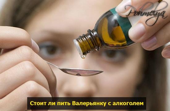 nastoika valerianki i alkogol pohmelya v283 min