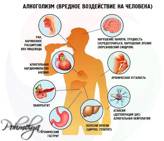 vred alkogolya na organizm cheloveka pohmelya v121 min
