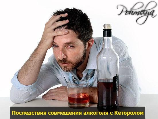 negativnue posledstvia alkogolya s ketorolom pohmelya v1005 min