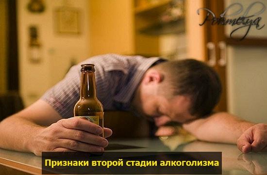 vtoraya stadia alkogolisma pohmelya v1285 min