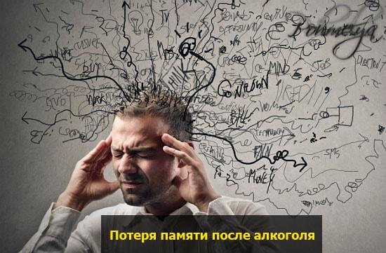 poterya pamyati posle alkogolya pohmelya v2171 min