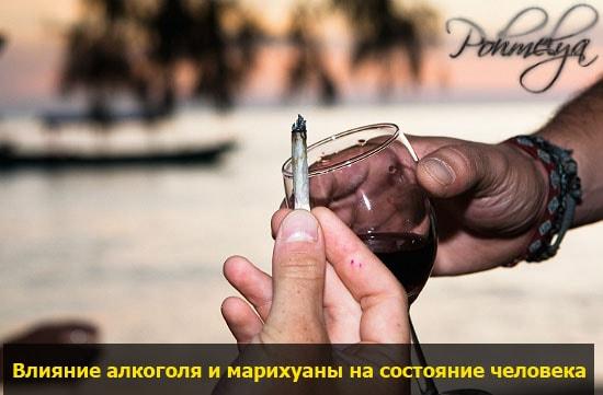 vlianie alkogolya i marihuanu pohmelya v2473 min