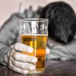 Отравление алкоголем