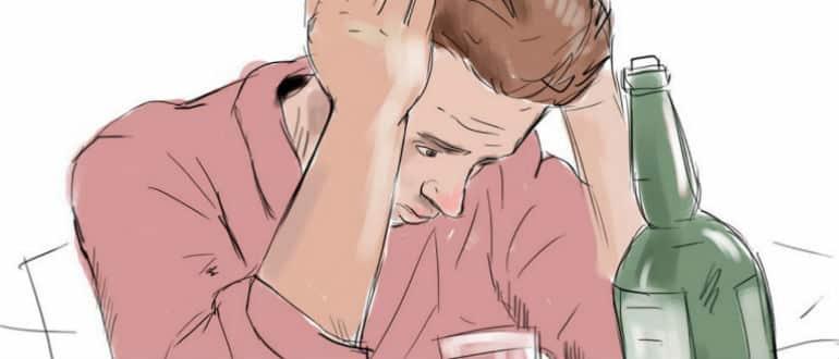 Психология алкоголика или что ведет к злоупотреблению