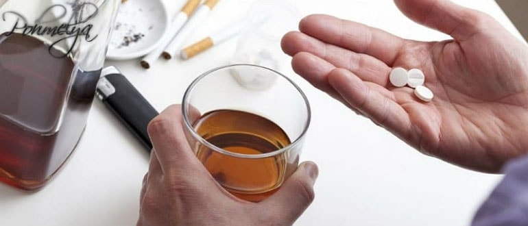 Алкоголь и препараты от давления